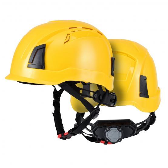 Pro Cap D!-Rock Schutzhelm gelb