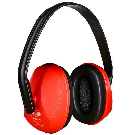 Protec 24 Gehörschutzkapsel rot, SNR-24 db (A)