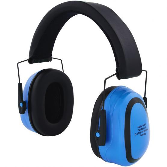 Protec 26 Gehörschutzkapsel blau, SNR-26 db (A)