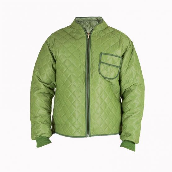 Thermojacke, grün