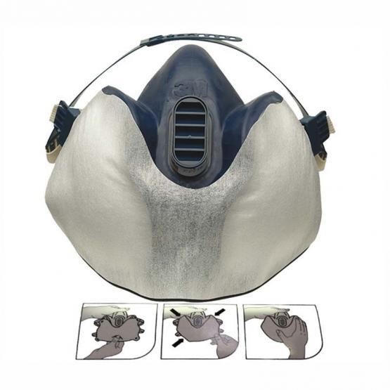 3M Schutzvlies K/400 für Masken der 4000 Serie