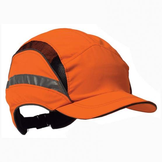 Scott First-Base-Cap, orange Signalfarbe