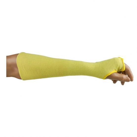 Kevlar®-Armschoner, 33 cm, mit Daumenloch