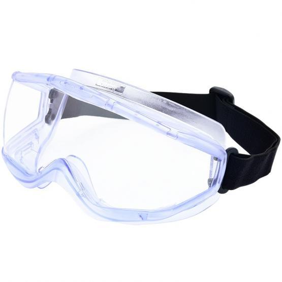 Vollsichtbrille Le Mans, indirekt belüftet,12 Stk/Box