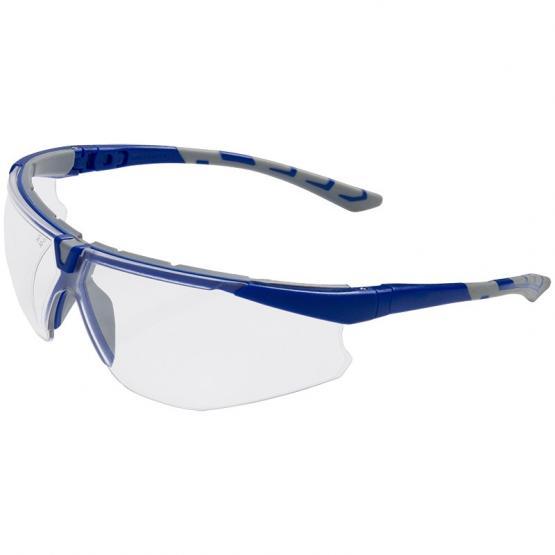 Puma Plus Schutzbrille, klare Polycarbonatscheiben