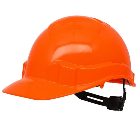 Pro Cap PE-Bausicherheitshelm, orange