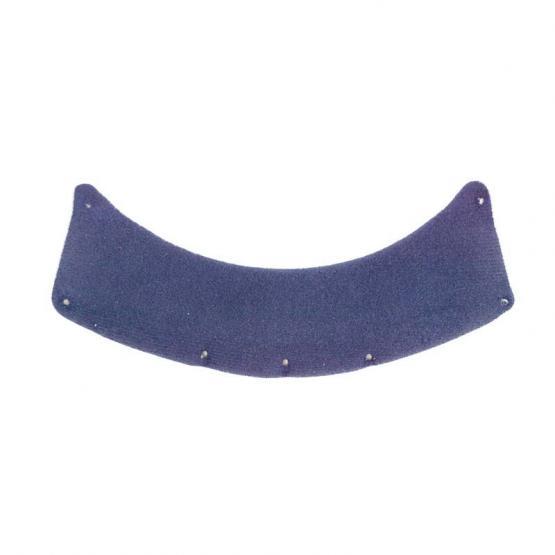 Helm-Schweißbänder schwarz