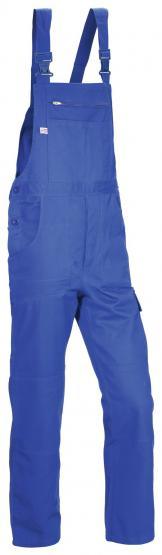 Basic Plus Arbeitslatzhose kornblau