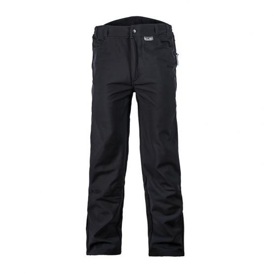 Pro-Fit® Softshell-Hose schwarz
