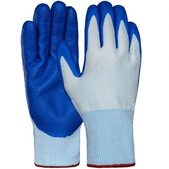 Cut Food Nitril Schnittschutzhandschuh Level 4 C, blau, Lebensmittel geeignet