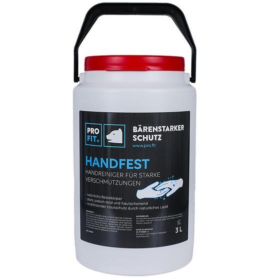 Handfest Handwaschcreme 3 l Flasche