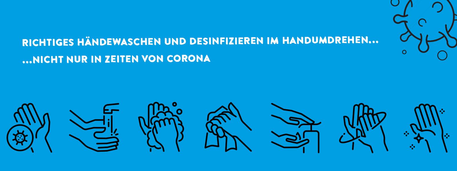 Handhygiene im Arbeitsschutz: Richtiges Händewaschen und Desinfizieren im Handumdrehen